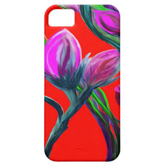 Fantasy Flowers iPhone 5 Cover