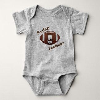 Fantasy Footbaby Baby Bodysuit