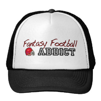 Fantasy Football Addict Hats