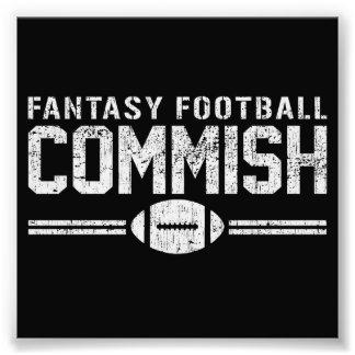 Fantasy Football Commish Photo