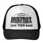 Fantasy Football FFL Custom Team