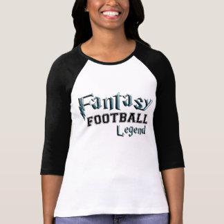 Fantasy Football Legend Geek tshirt