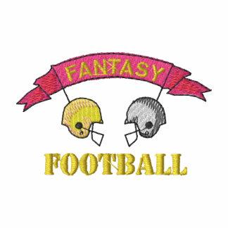 Fantasy Football Logo Embroidered Track Jacket