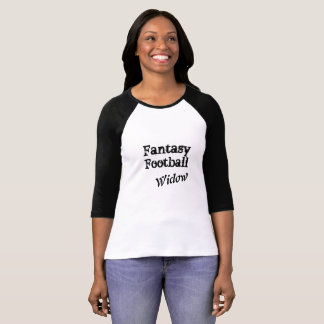 Fantasy Football Widow Shirt