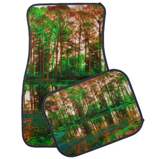 Fantasy Forest Floor Mat