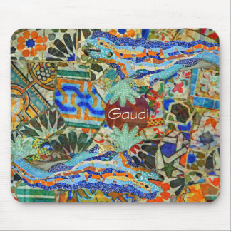 Fantasy. Gaudi. Picture 1 Mouse Pad