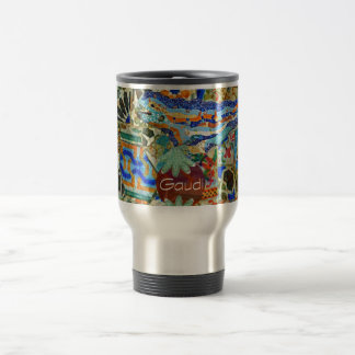 Fantasy. Gaudi. Picture 1 Travel Mug