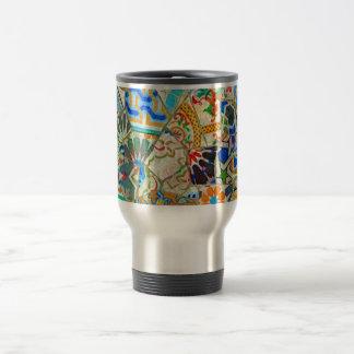 Fantasy. Gaudi. Picture 2 Travel Mug
