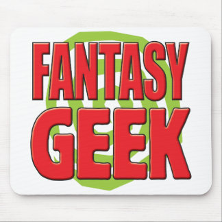 Fantasy Geek Mouse Pads