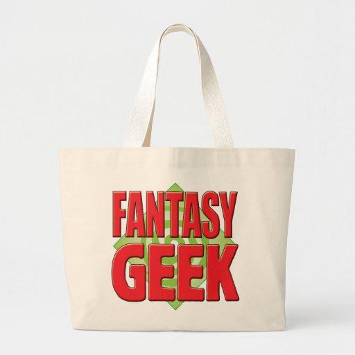 Fantasy Geek v2 Canvas Bag