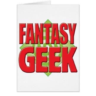 Fantasy Geek v2 Cards