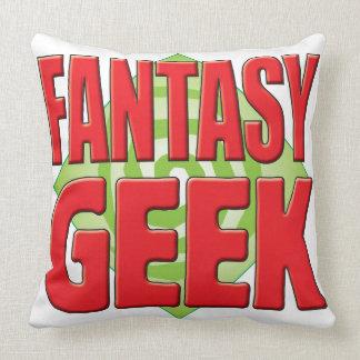 Fantasy Geek v2 Pillows
