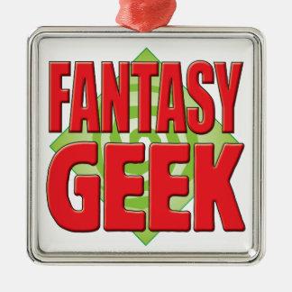 Fantasy Geek v2 Christmas Tree Ornaments