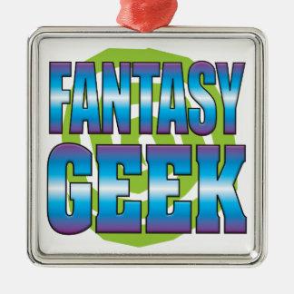 Fantasy Geek v3 Christmas Ornament