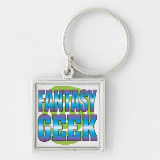 Fantasy Geek v3 Keychains