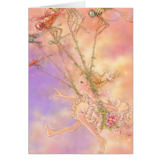 Fantasy Greeting Card - What Dreams May Come