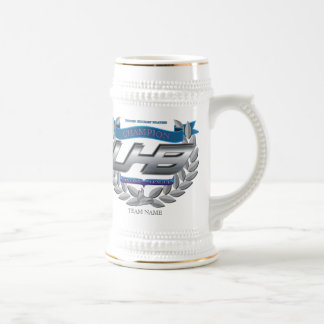 Fantasy Hockey Trophy Beer Stein