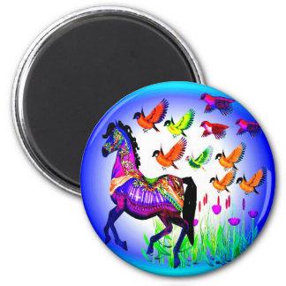 Fantasy Horse Magnet