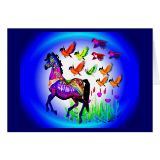 Fantasy Horse Note Cards