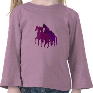 Fantasy Horse Racing T Shirts