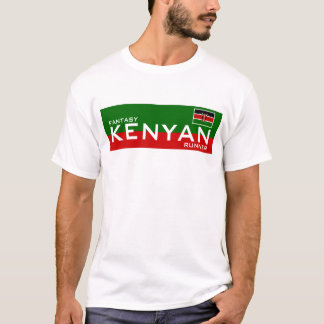 Fantasy Kenyan - Mens T-Shirt