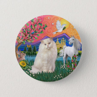 Fantasy Land (ff) - Persian (white) 6 Cm Round Badge