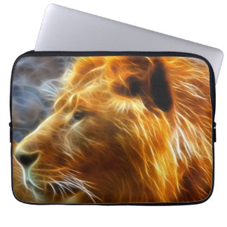 Fantasy Lion laptop sleeve
