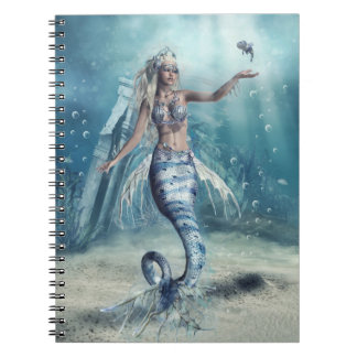 Fantasy Mermaid Notebook