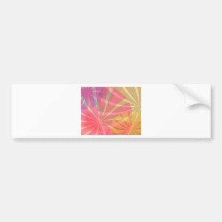 Fantasy Pattern Bumper Stickers