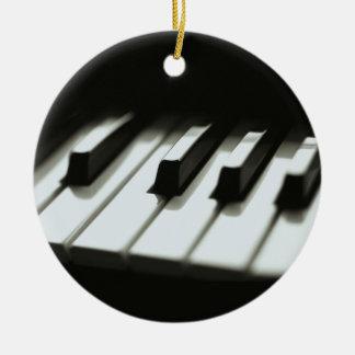 Fantasy Piano Music Ornament