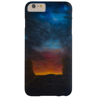 Fantasy Red Rocks Barely There iPhone 6 Plus Case