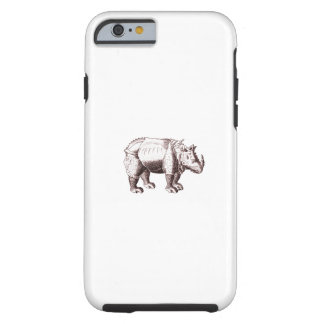Fantasy Rhino After Albrecht Durer Tough iPhone 6 Case