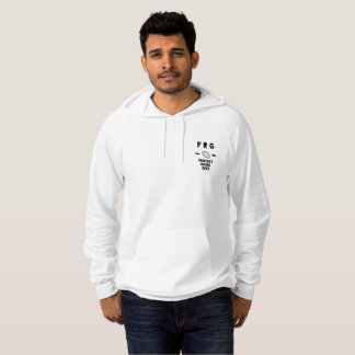Fantasy Rugby Geek Hoodie by American Apparel