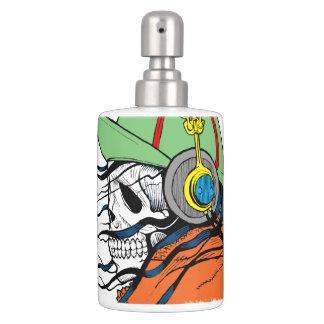 Fantasy Skull Design Bathroom Sets