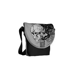 Fantasy Skulls Commuter Bag