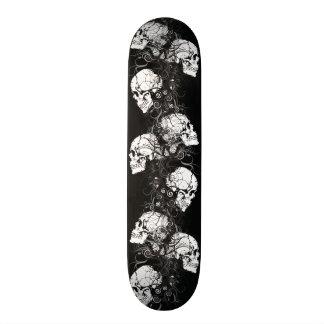 Fantasy Skulls Skateboard