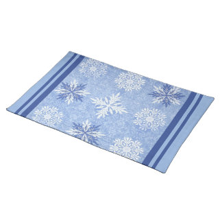 Fantasy Snowflakes 1 Placemat