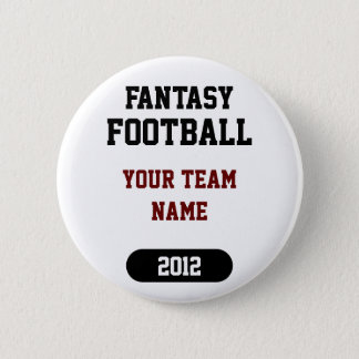 Fantasy Sports - Your Team Name - Button