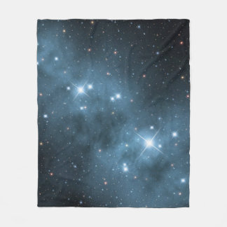 Fantasy Star Dust Fleece Blanket