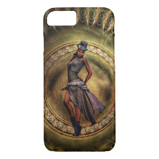 fantasy Steampunk Lady B iPhone 8/7 Case