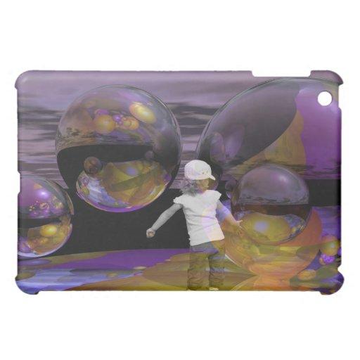 Fantasy surrealistic iPad case