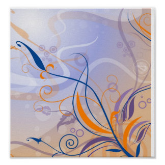 fantasy swirl poster