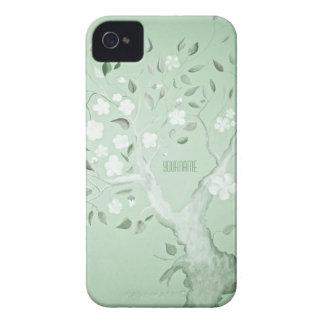 Fantasy Tree iPhone 4 Case