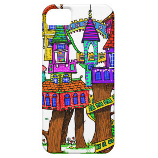Fantasy Treehouse iPhone 5 Cases