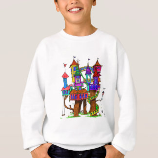 Fantasy Treehouse Sweatshirt
