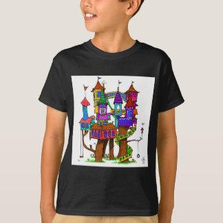 Fantasy Treehouse T-Shirt