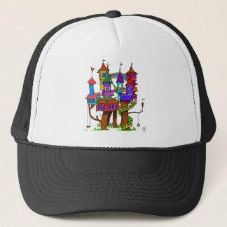 Fantasy Treehouse Trucker Hat