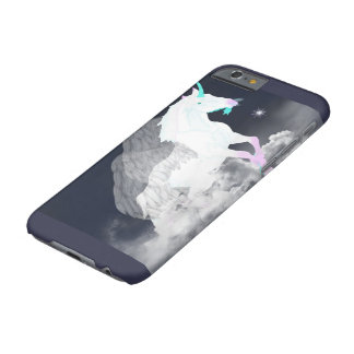 Fantasy Unicorn Angel Barely There iPhone 6 Case