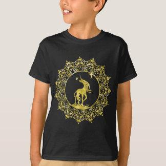 Fantasy Unicorn Design Apparel T-Shirt