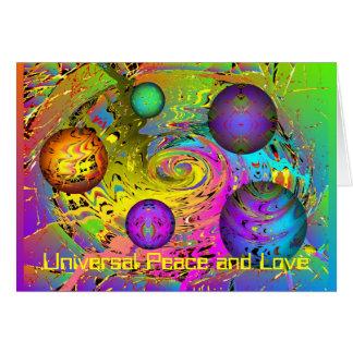 Fantasy Universe Holiday Greeting Card